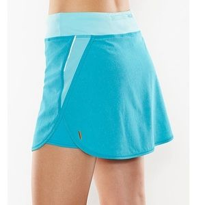 Lucy Blue Endurance Skirt Size Large